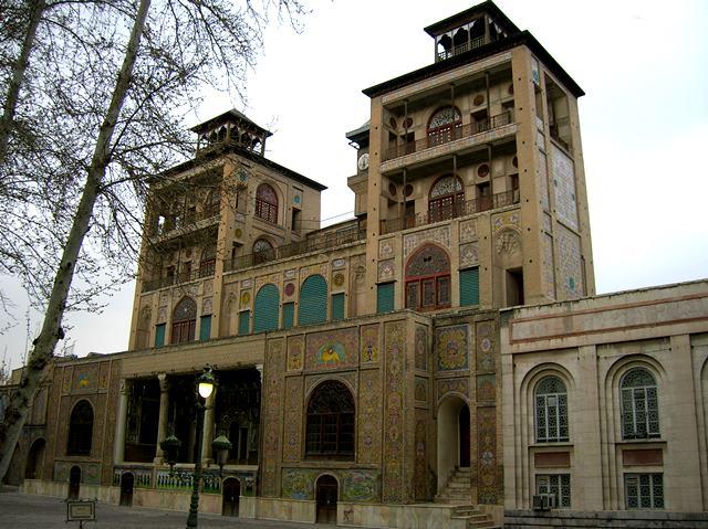 کاخ موزه گلستان تهران-اجاره ماشین -اجاره خودرو