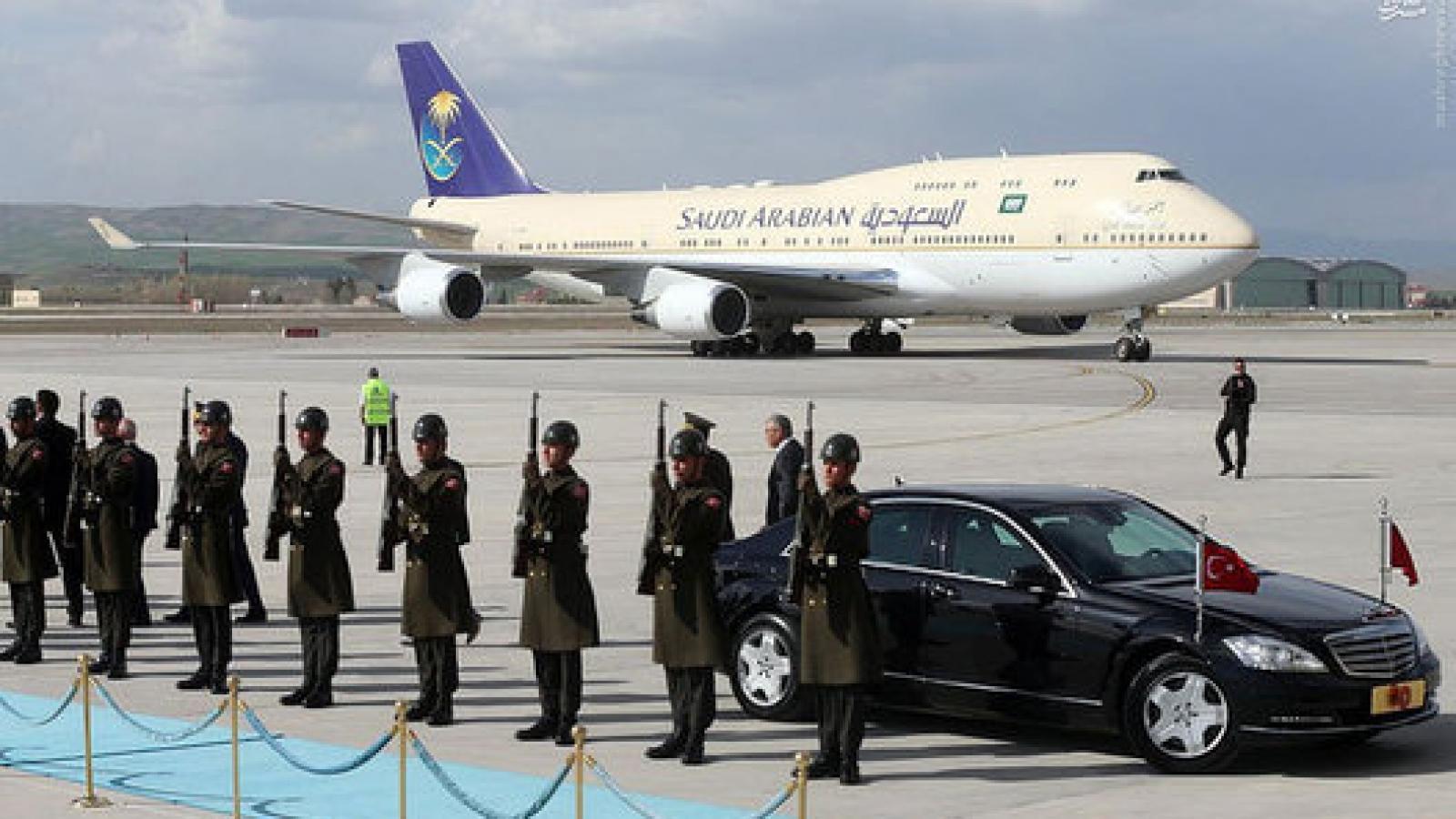 اجاره 500 دستگاه مرسدس بنز برای شاه سعودی