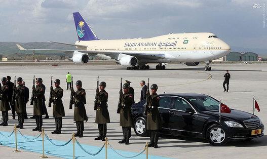 اجاره ۵۰۰ دستگاه مرسدس بنز برای شاه سعودی