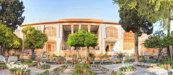 باغ هفت تن 702x307 معرفی باغ هفت تن شیراز   اجاره ماشین