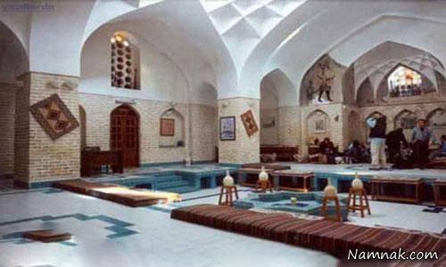 حمام خان یزد حمام خان در یزد   اجاره ماشین