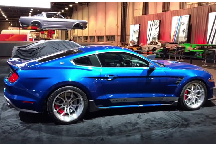 موستانگ شلبی ۱۰۰۰ / Mustang Shelby