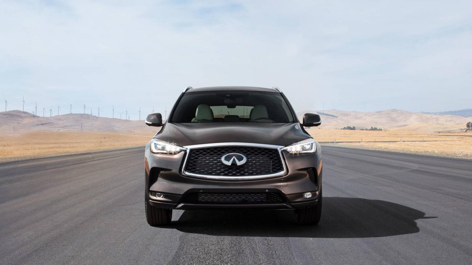 اینفینیتی QX50 - اجاره خودرو - اجاره ماشین - کرایه ماشین