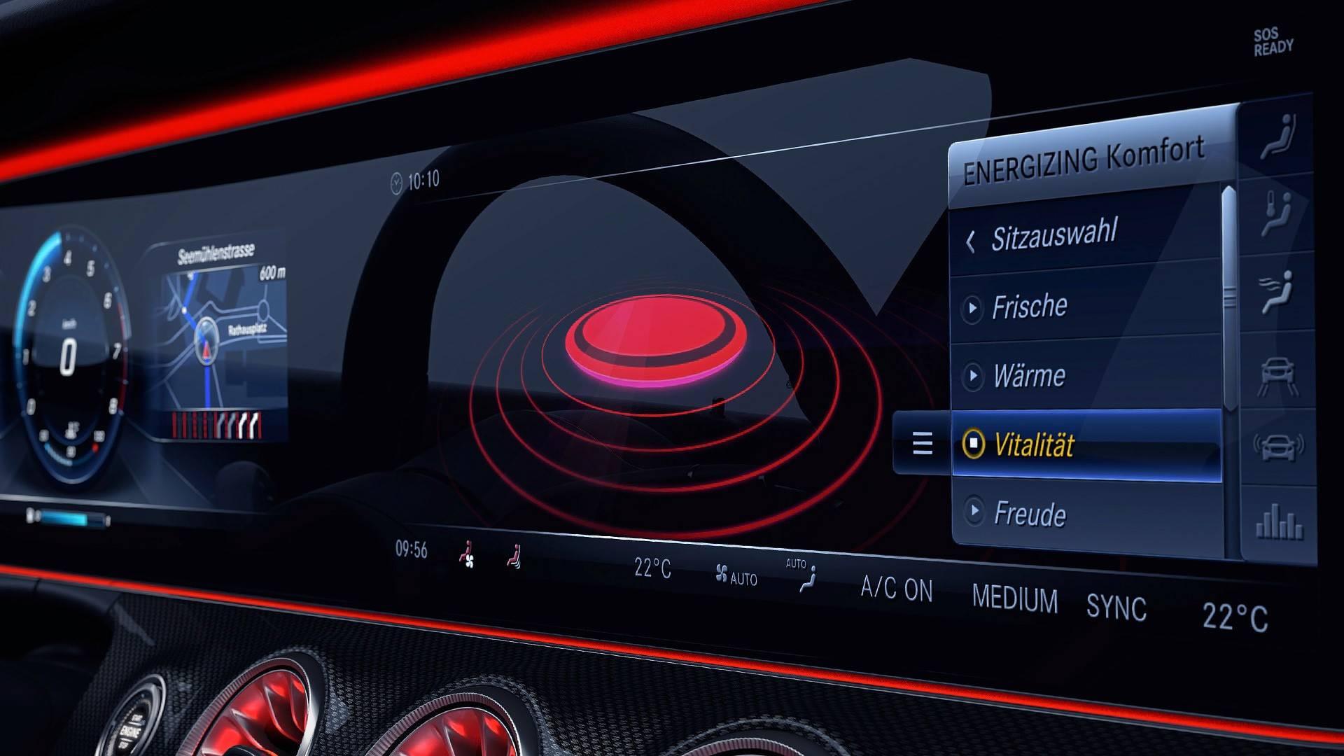 5a1ec784798e4 2018 mercedes cls teaser مرسدس بنز AMG CLS 53 برای اولین با در دیترویت به عنوان ۴۲۹ HP ترکیبی   اجاره ماشین