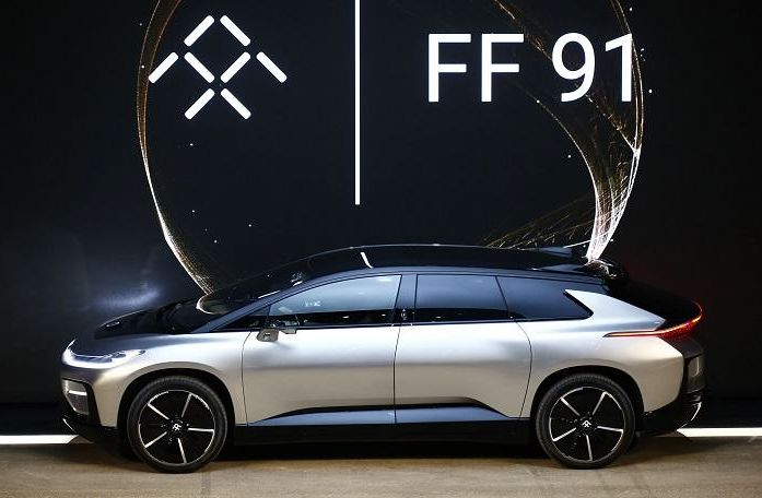 فارادی فیوچر FF91