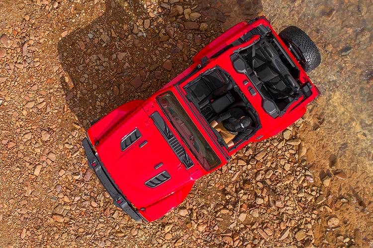 68335c9f 5df8 46a8 b6e7 1ecfeb55c45a جیپ رانگلر ۲۰۱۸ رونمایی شد   اجاره ماشین