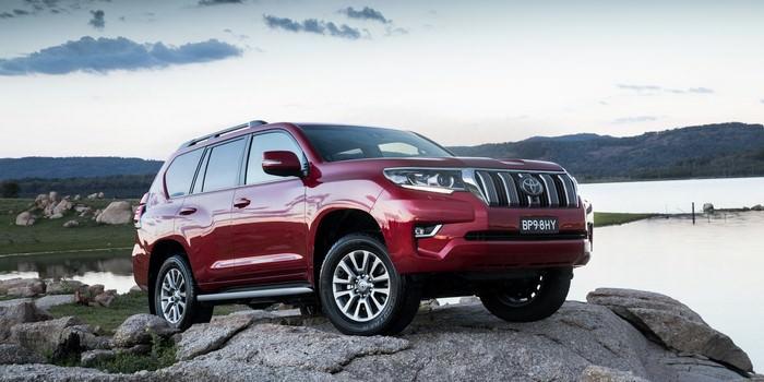 تویوتا پرادو - اجاره خودرو - اجاره ماشین