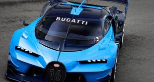 بوگاتی ویژن گرن توریسمو - اجاره خودرو - اجاره ماشین