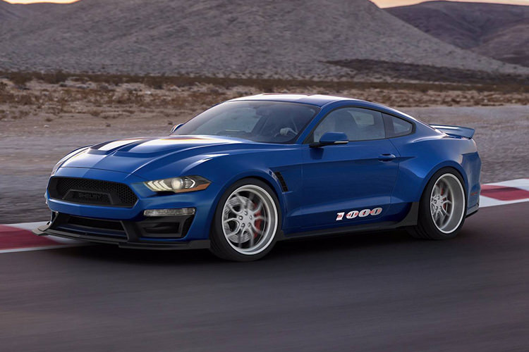 موستانگ شلبی 1000 / Mustang Shelby