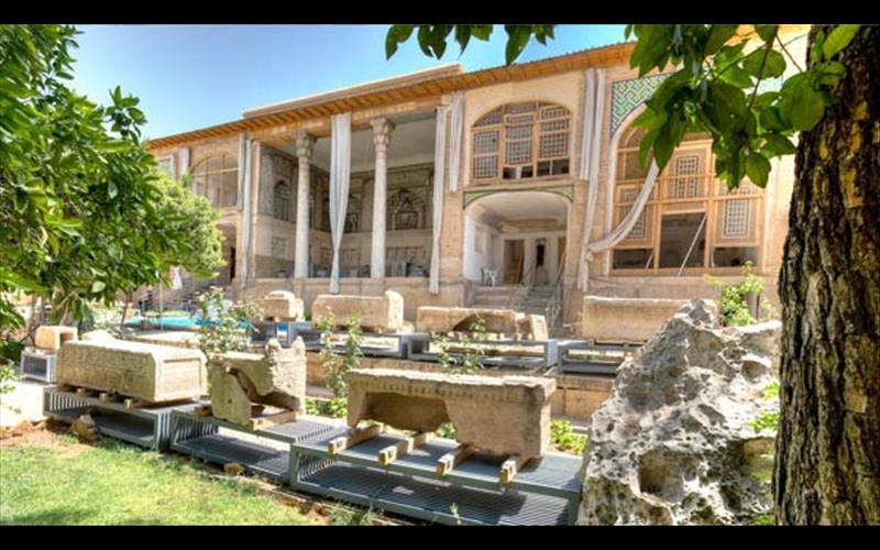 85880414945298694071305091200 معرفی باغ هفت تن شیراز   اجاره ماشین