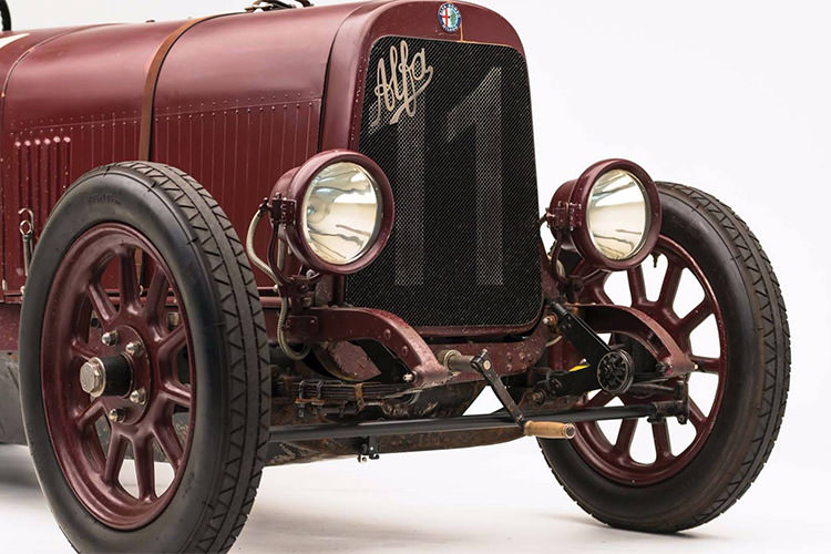 اولین خودروی تاریخ آلفا رومئو-اجاره خودرو-اجاره ماشین