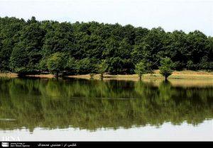 Car rental Lake Sahlxar Dam 3 300x209 هر آنچه درباره دریاچه سد سقالکسار باید بدانید   اجاره ماشین