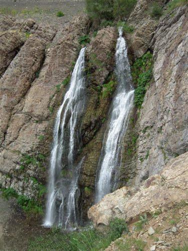 Rent Car Caspian Sea Caspian Waterfall Tehran تاریخچه آبشار دوقلوی شیرپلا تهران   اجاره ماشین