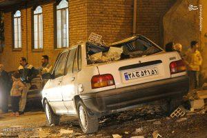 زلزله کرمانشاه - اجاره خودرو - اجاره ماشین