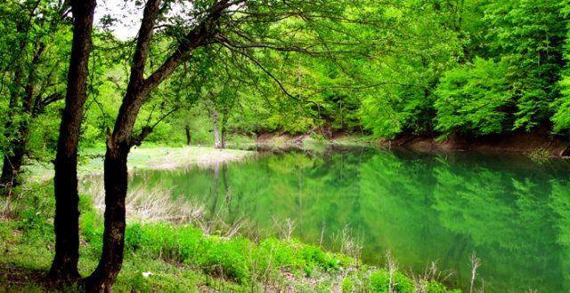 دریاچه چورت ساری - اجاره خودرو - اجاره ماشین