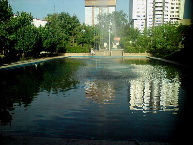 پارک هنرمندان تهران - اجاره خودرو - اجاره ماشین