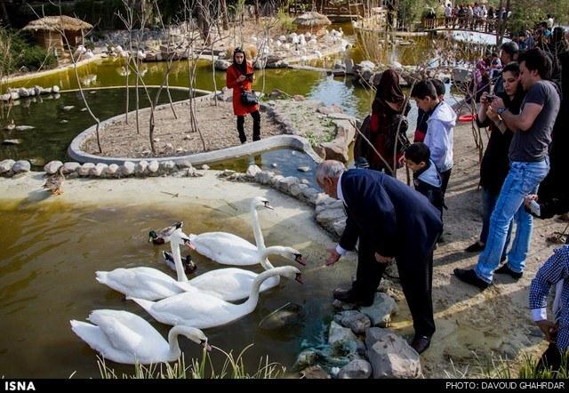 باغ پرندگان تهران - اجاره خودرو و اجاره ماشین