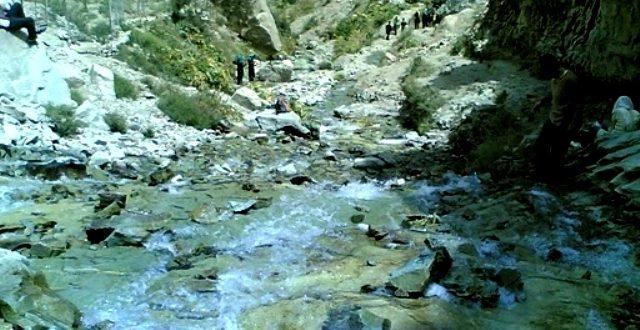 آبشار شکرآب تهران - اجاره خودرو - اجاره ماشین