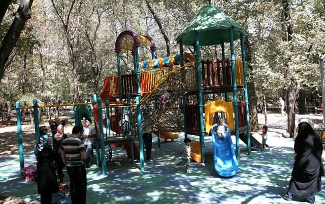پارک قیطریه تهران - اجاره خودرو - اجاره ماشین