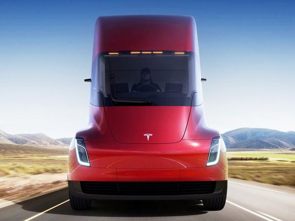 آیا کامیون خودکار Tesla - اجاره خودرو - اجاره ماشین - کرایه ماشین