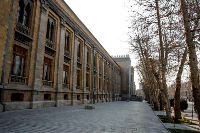 car rent Tehran City Police Palace 2 کاخ شهربانی تهران   بررسی کامل   اجاره ماشین