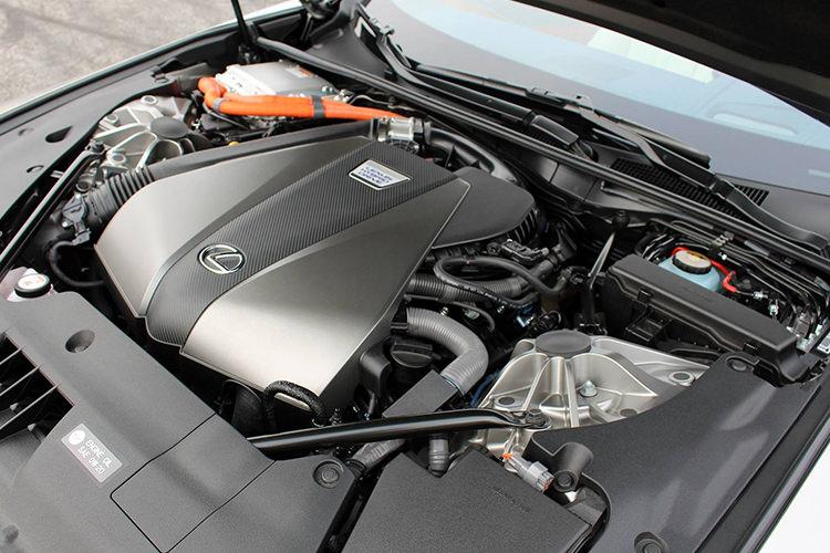 لکسوس / Lexus LC 500h