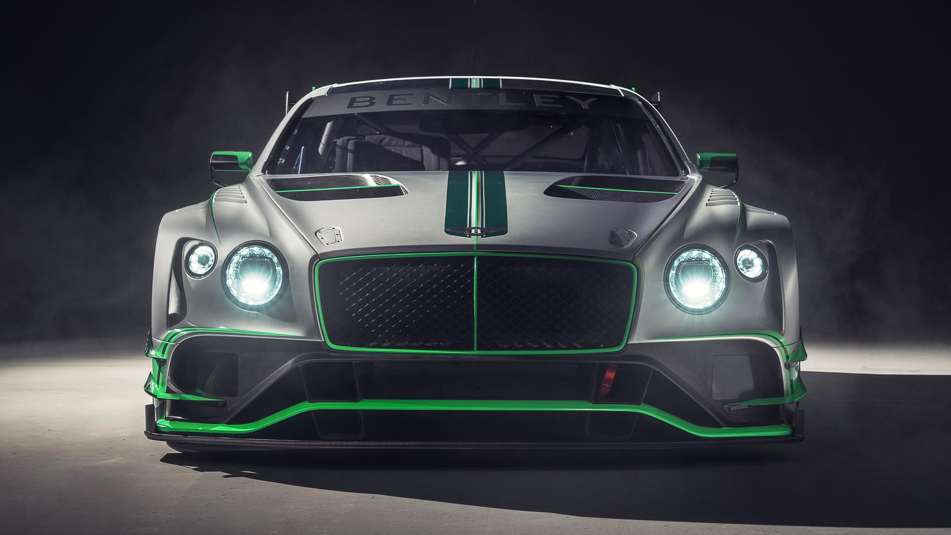 new bentley continental gt3   4 مشخصات نسخه مسابقهای کانتیننتال GT3   اجاره ماشین