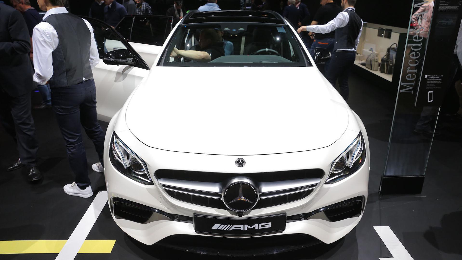 مرسدس AMG E63 S - اجاره خودرو - اجاره ماشین - کرایه ماشین