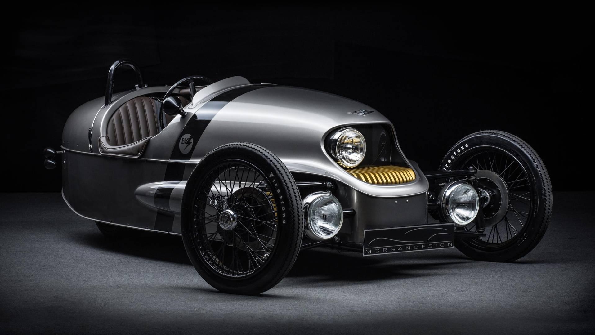 2018 morgan ev3 مورگان الکتریک ویلر ۳ سال آینده تولید خواهد شد   اجاره ماشین