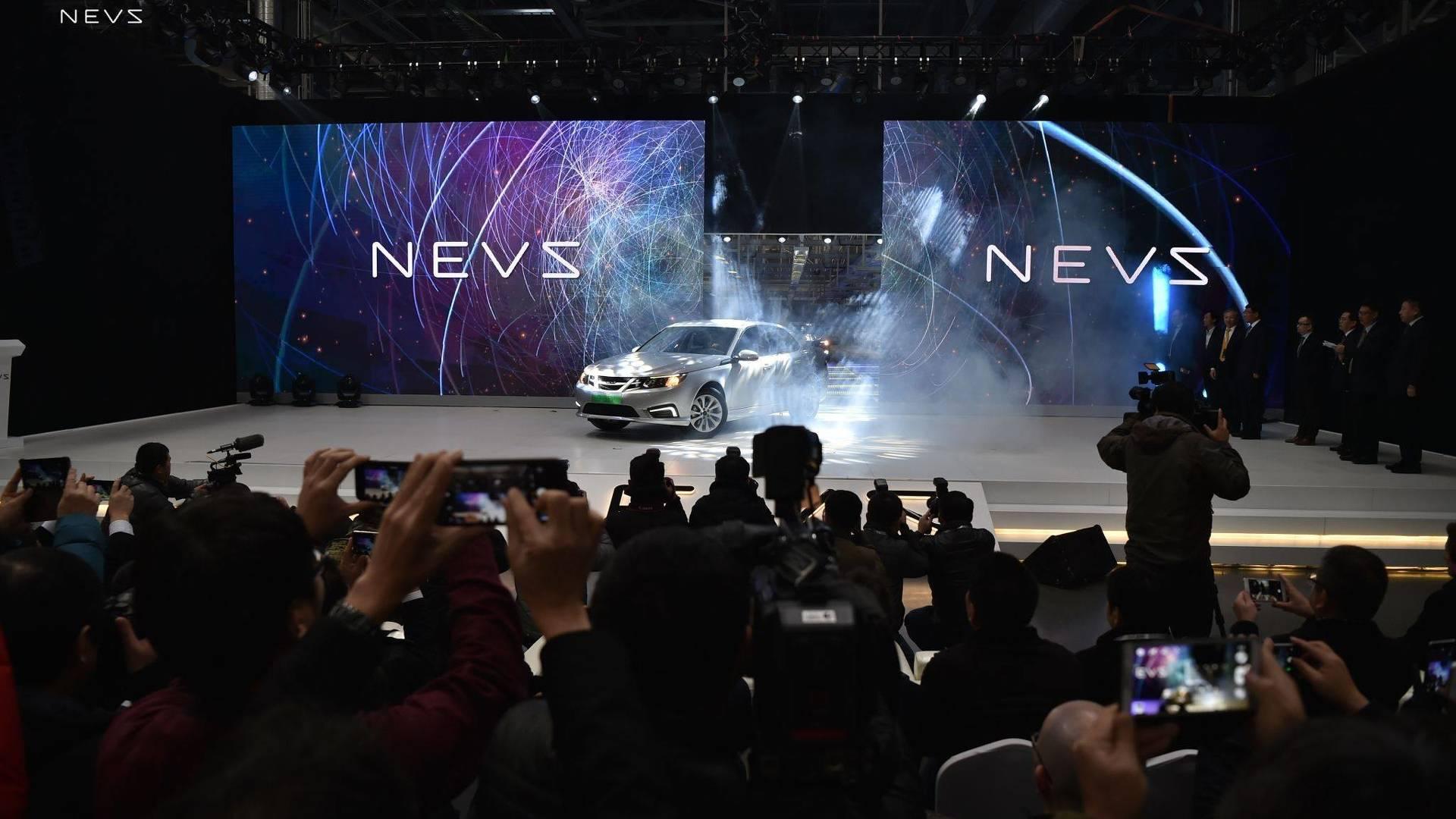 تولید NEVS 9-3 - اجاره حودرو -اجاره ماشین - کرایه ماشین