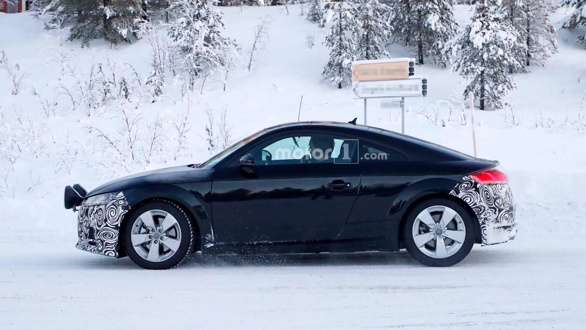 آئودی TT کوپه - اجاره خودرو - اجاره ماشین - کرایه ماشین