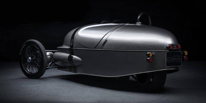 مورگان الکتریک ویلر ۳ - اجاره خودرو - اجاره ماشین - کرایه ماشین