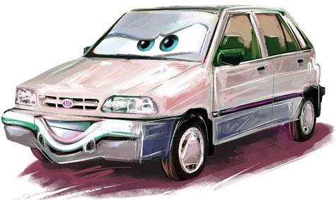 مقایسه قیمت خودرو های داخلی و خارجی