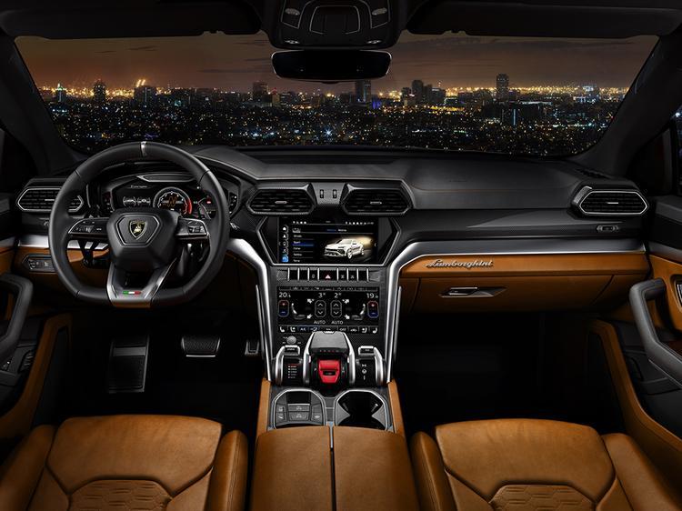 لامبورگینی اورس - اجاره خودرو - اجاره ماشین - کریه ماشین