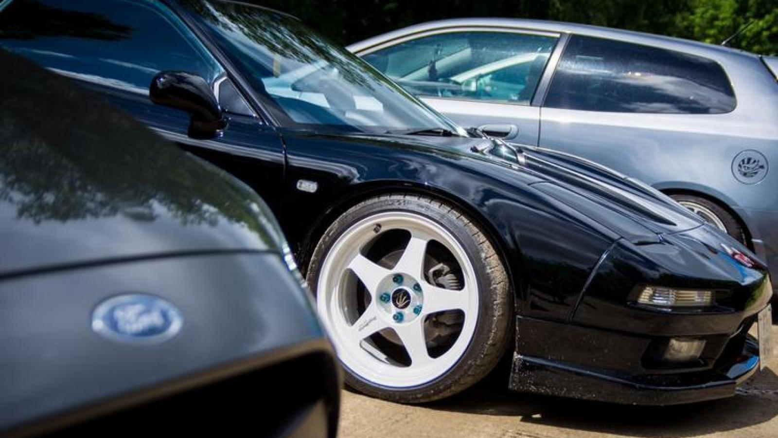 هوندا NSX - اجاره ماشین - اجاره خودرو - کرایه ماشین