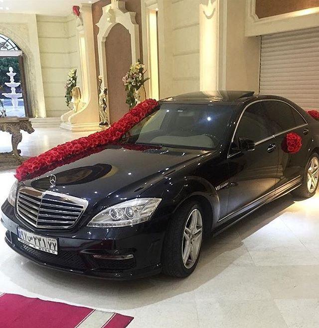 اجاره ماشین عروس - کرایه ماشین عروس - اجاره خودرو عروس