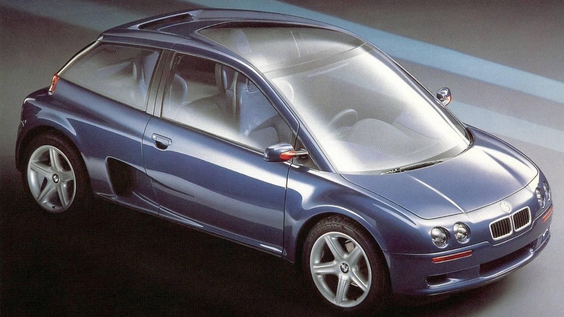 1993 bmw z13 concept بی ام و Z13 مدل ۱۹۹۳ نقد این خودرو قدیمی   اجاره ماشین