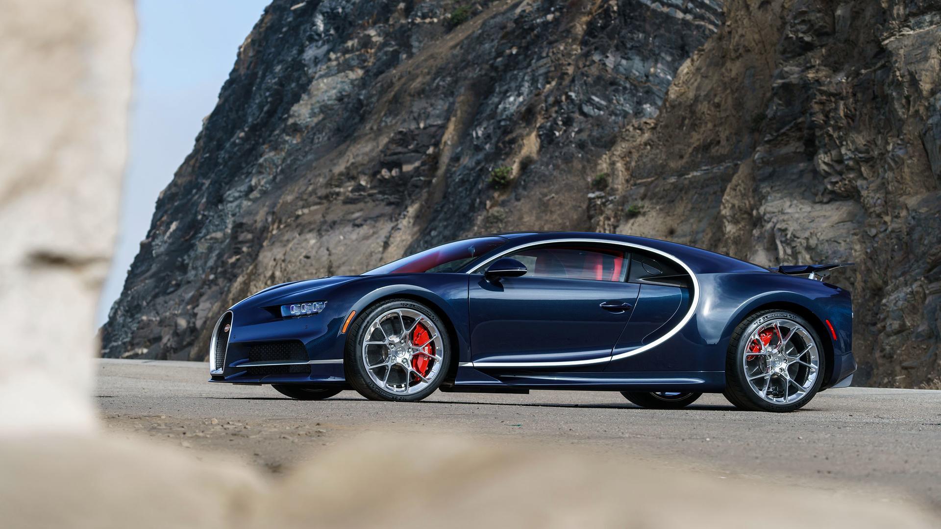 2016 bugatti chiron بوگاتی چیرون نقد و بررسی   اجاره ماشین