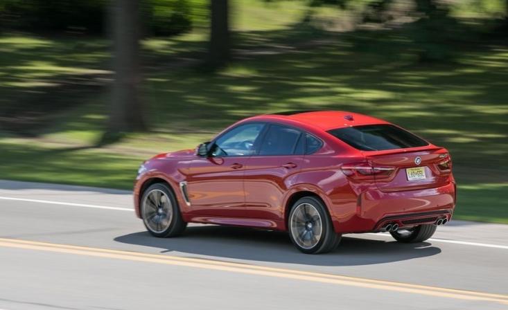 بی ام و X6 M - اجاره ماشین - اجاره خودرو - کرایه ماشین
