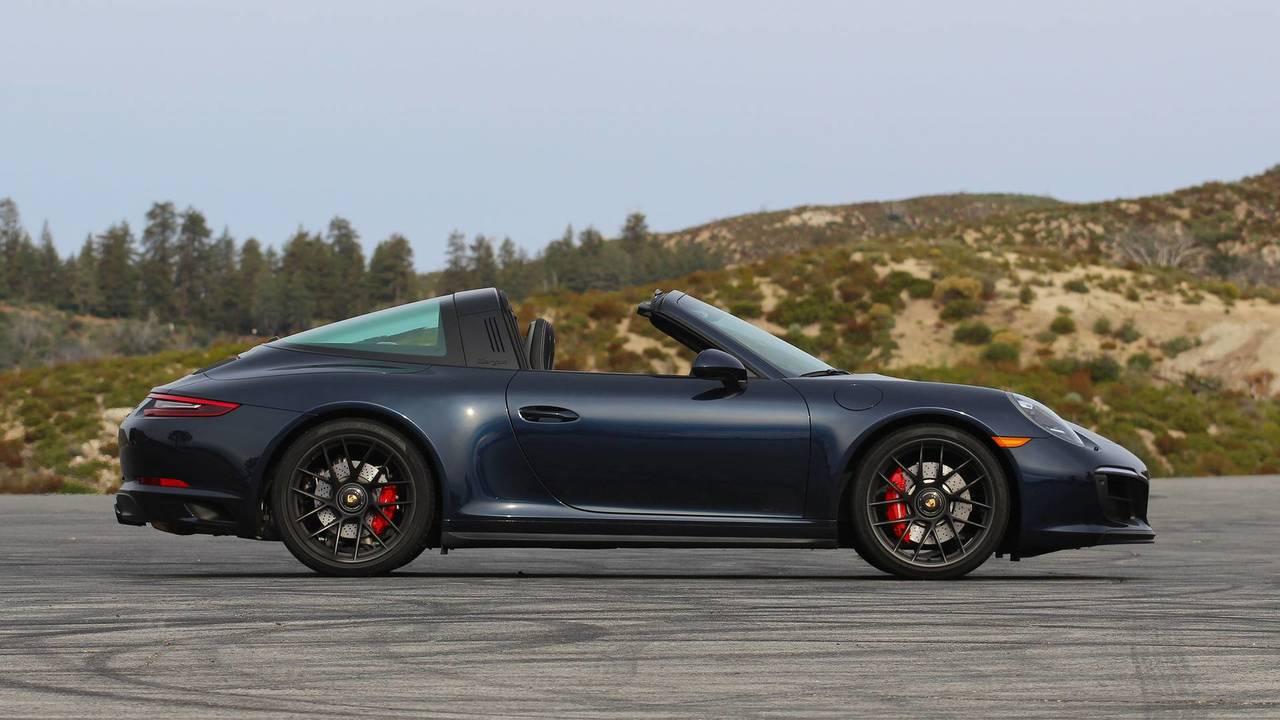 پورشه 911 تارگا 4 GTS - اجاره ماشین - اجاره خودرو - کرایه ماشین