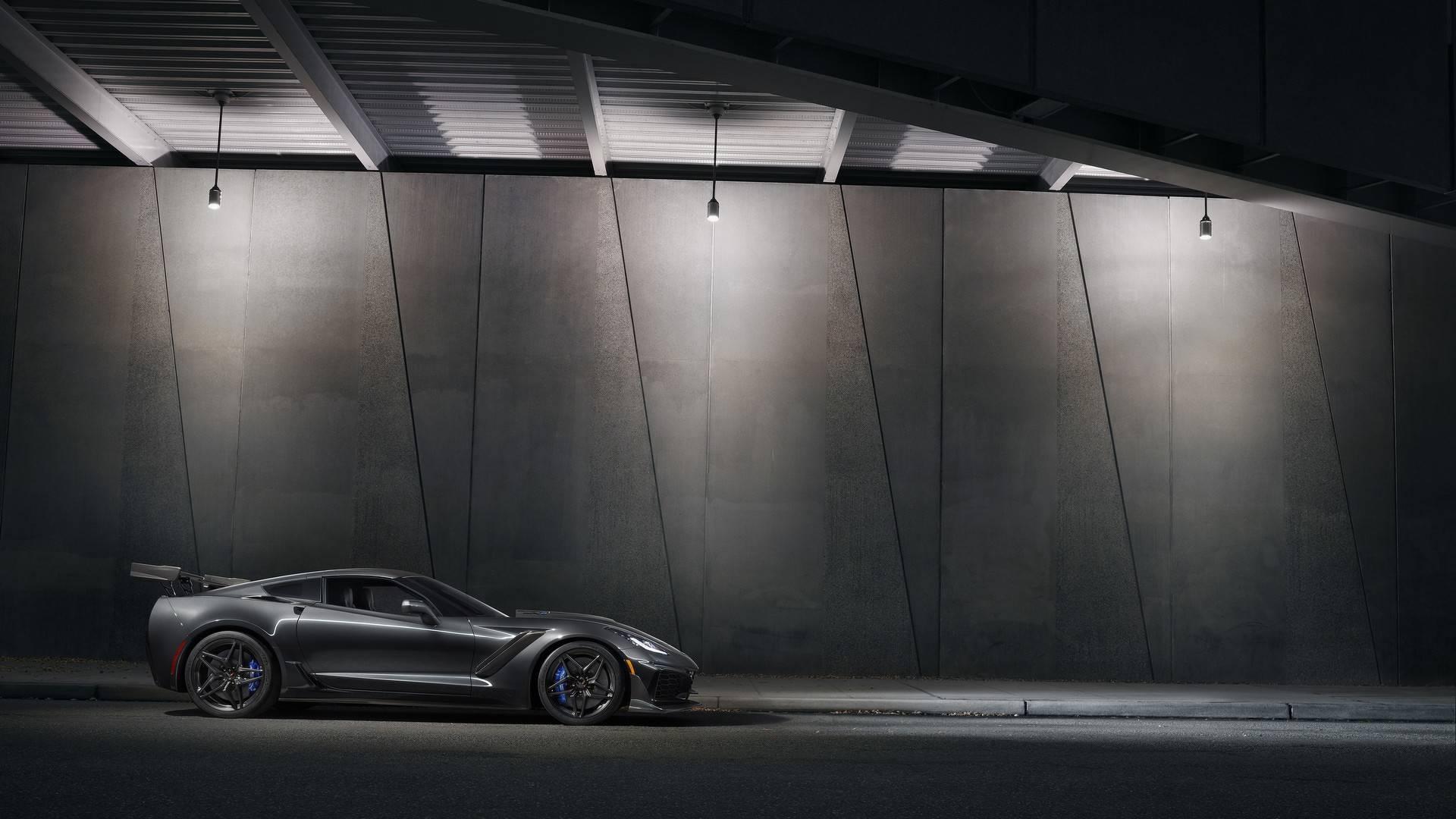 2019 chevy corvette zr1 شورولت کوروت ZR1 مدل ۲۰۱۹ رونمای شد   اجاره ماشین