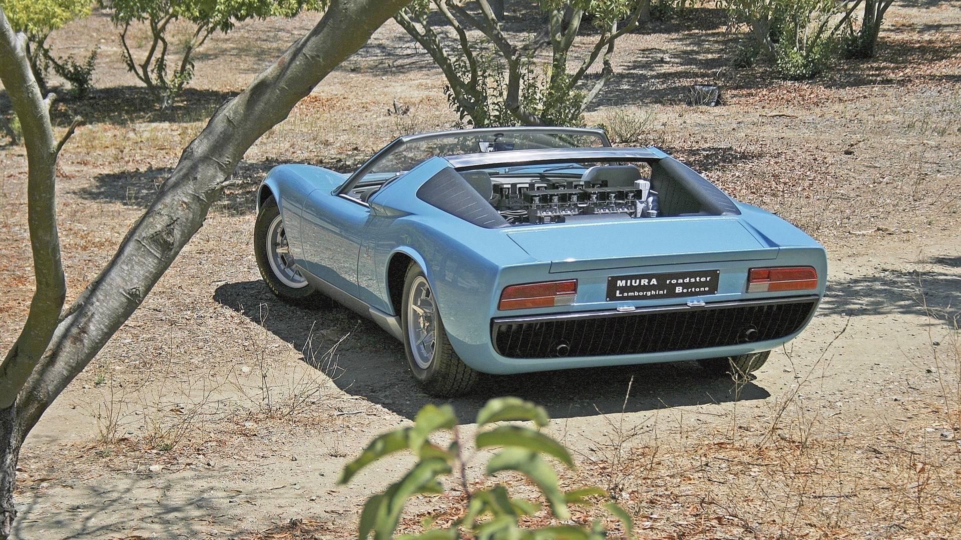 5a4ca5c88a397 lamborghini miura roadster لامبورگینی میورا روداستر نقد و بررسی   اجاره ماشین