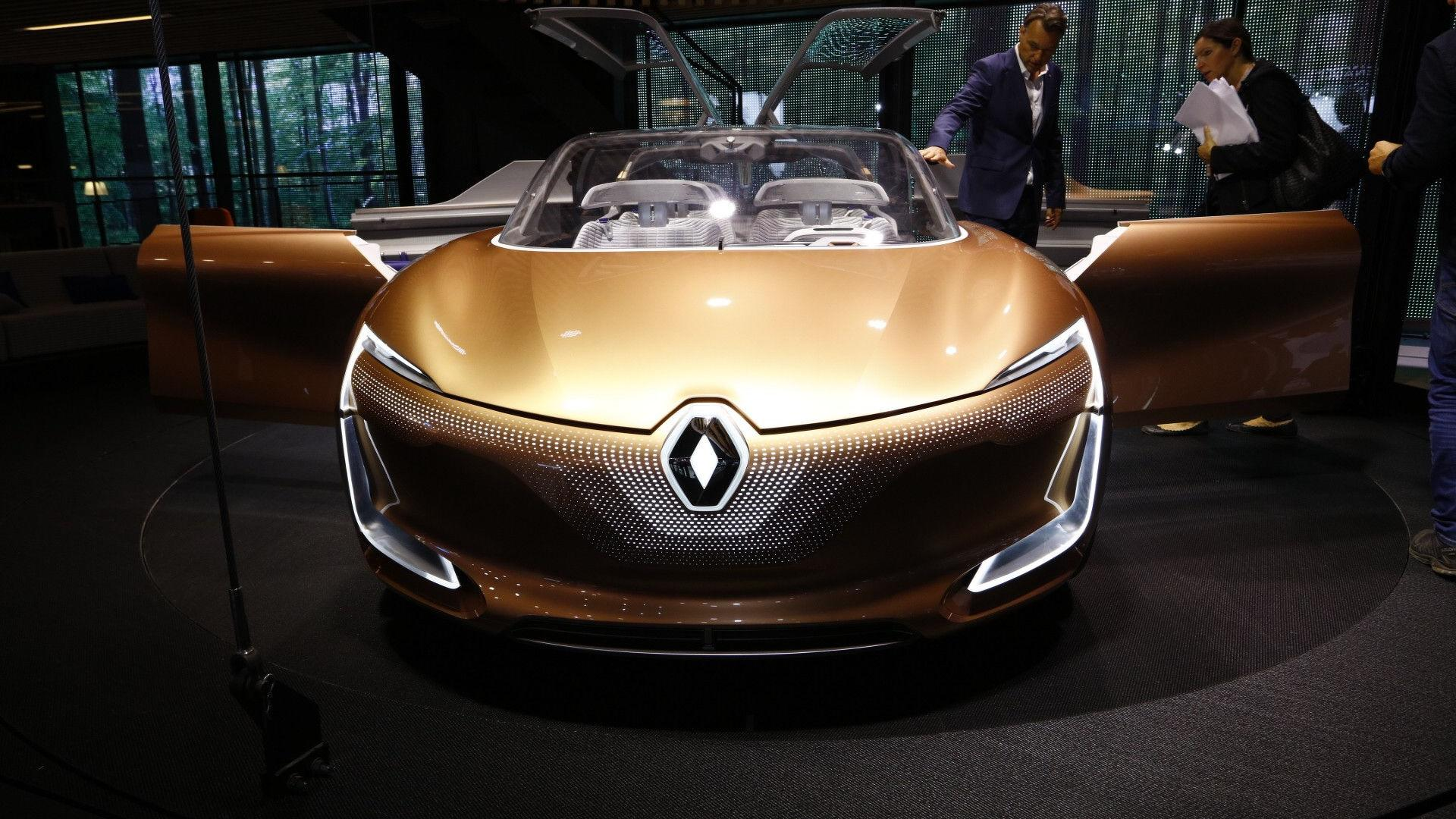 5a50caff53400 renault symbioz concept live in frankfurt رنو کریو جدید در نمایشگاه اتومبیل پاریس رونمایی میشود   اجاره ماشین
