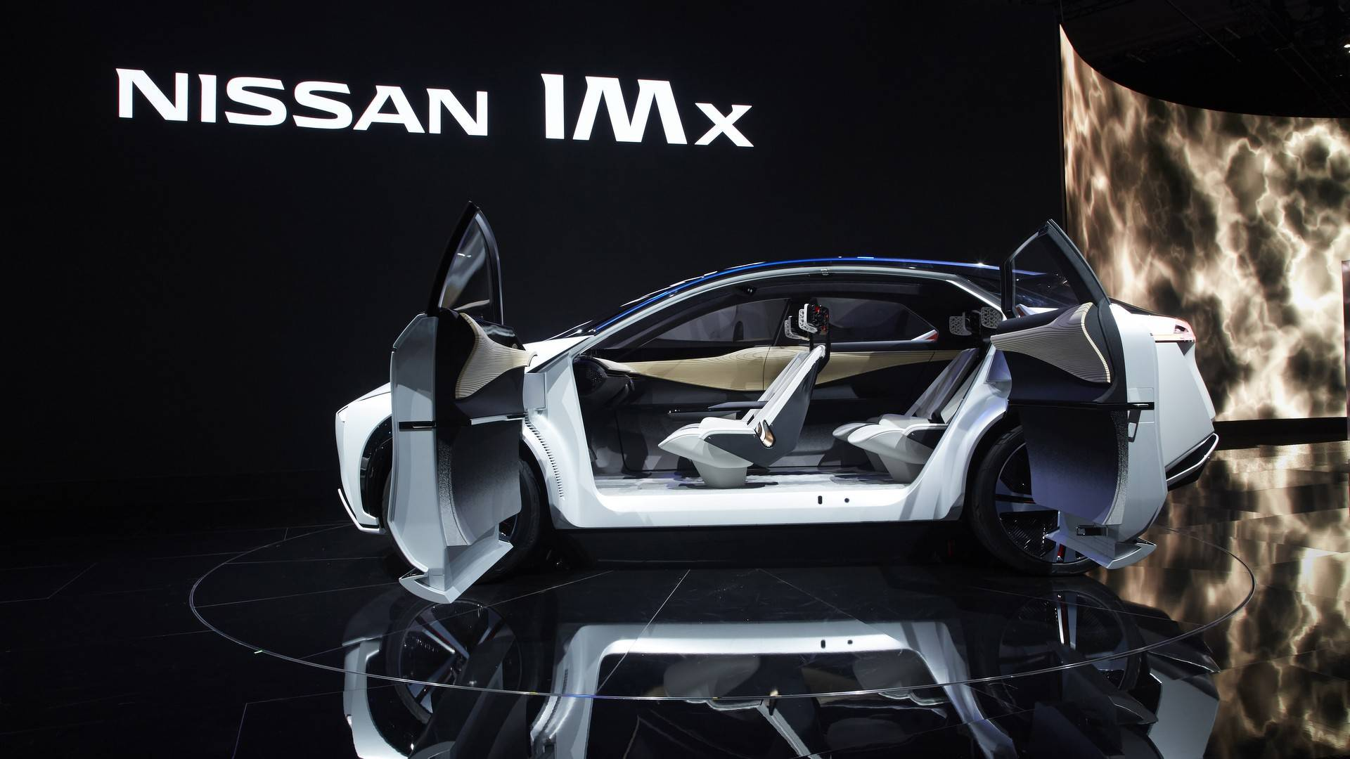 5a546d0eaf1d2 nissan imx concept نیسان IMX رونمایی شد   اجاره ماشین
