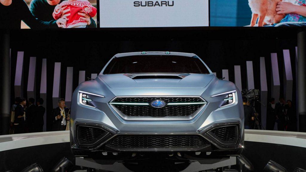 سوبارو Viziv - اجاره ماشین - اجاره خودرو - کرایه ماشین