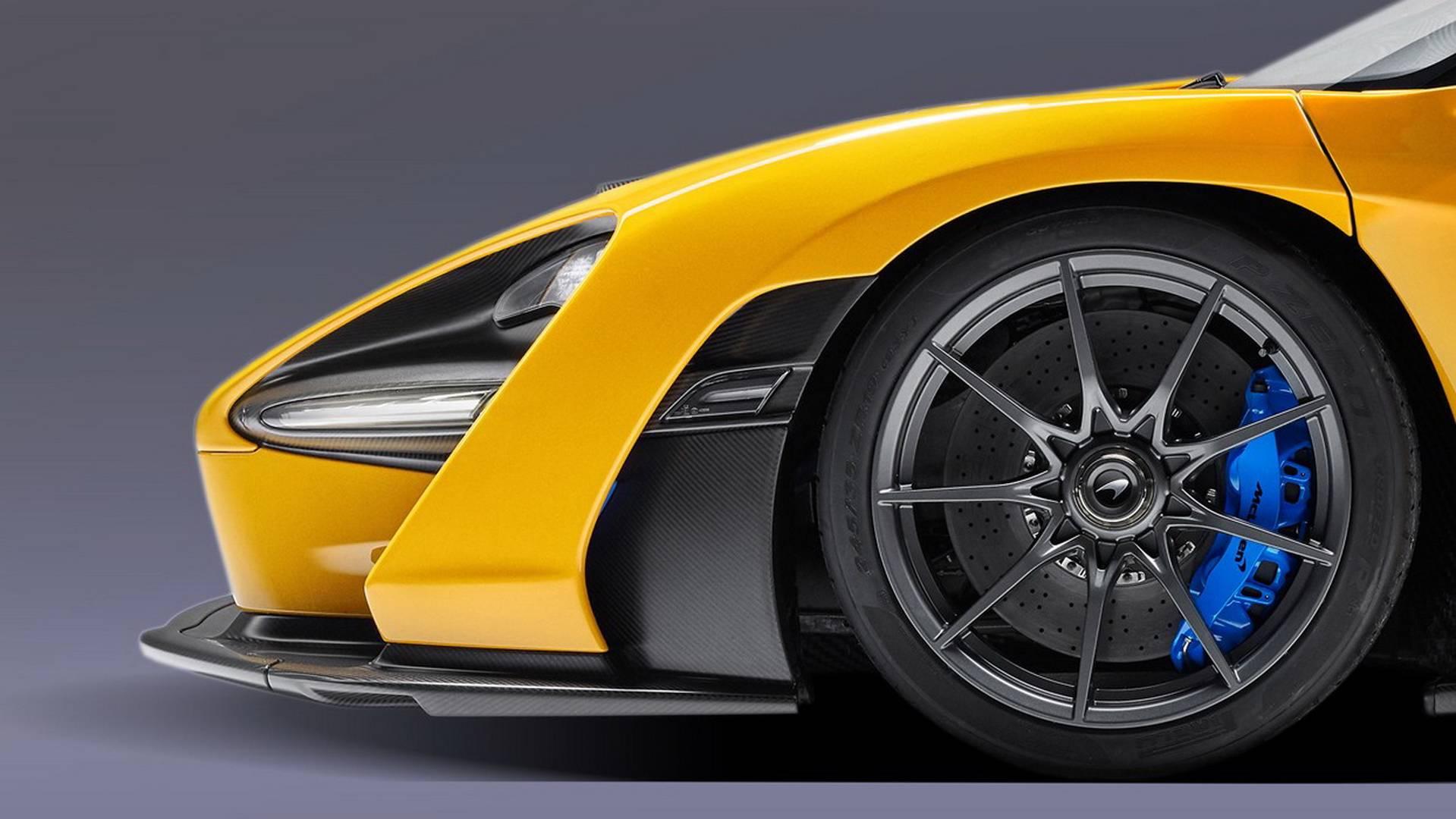 مک لارن سنا - اجاره ماشین - اجاره خودرو - کرایه ماشین