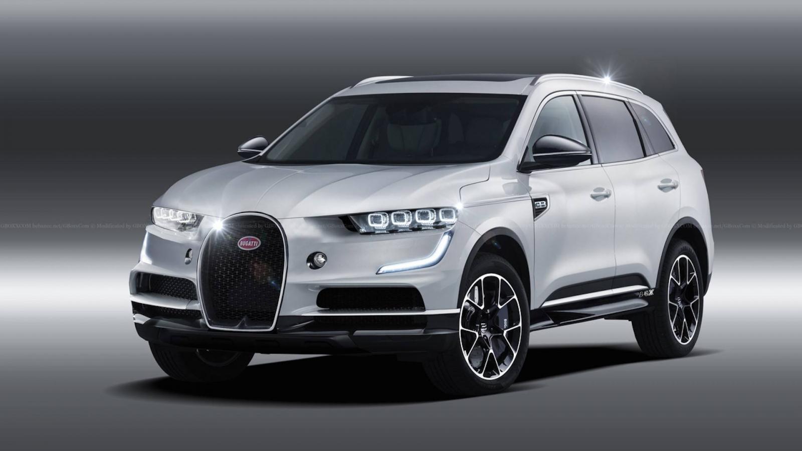بوگاتی چیرون SUV - اجاره ماشین - اجاره خودرو - کرایه ماشین