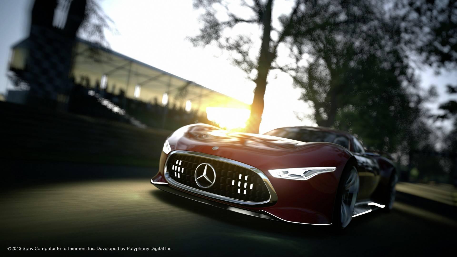5a6831a15e081 2013 mercedes amg vision gran turismo مرسدس AMG Vision GT نقد و بررسی   اجاره ماشین