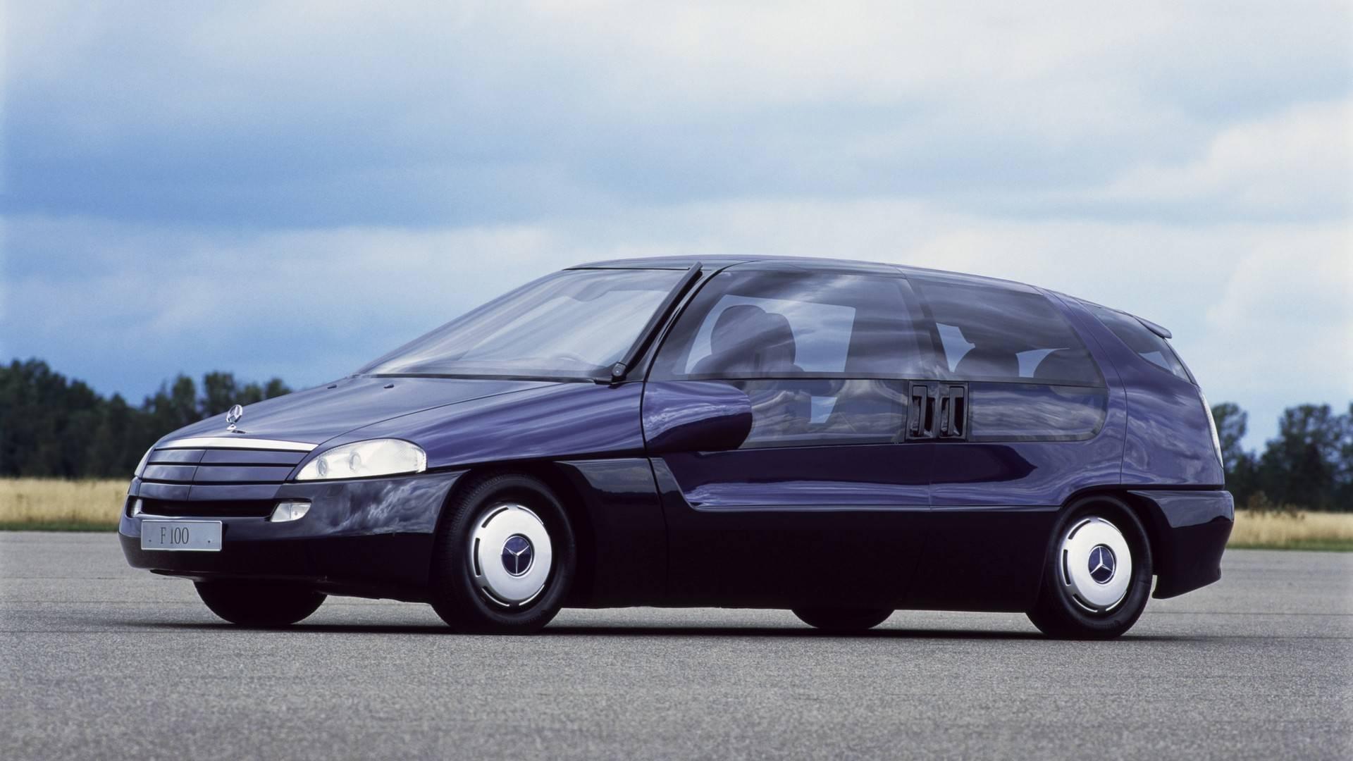 5a6887bcc04fb 1991 mercedes f100 concept مرسدس F100 مدل ۱۹۹۱ نقد و بررسی این خودرو زیبا   اجاره ماشین