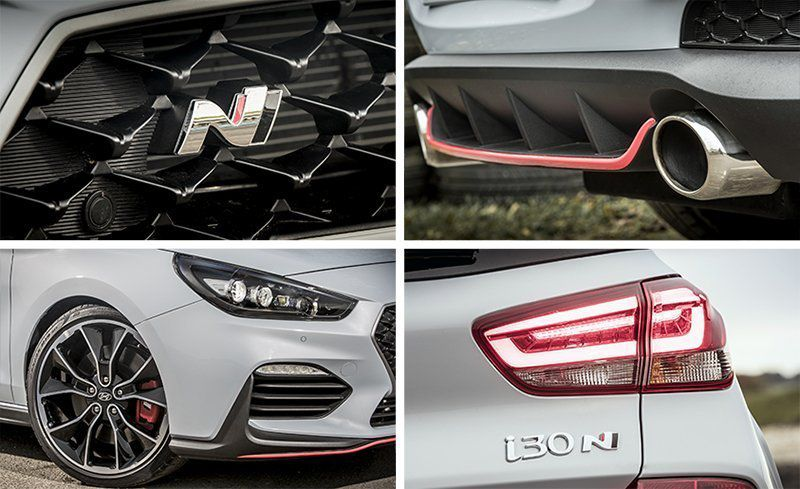 2018 hyundai i30 n inline2 photo 701828 s original هیوندای i30 N مدل ۲۰۱۸ رونمایی شد   اجاره ماشین